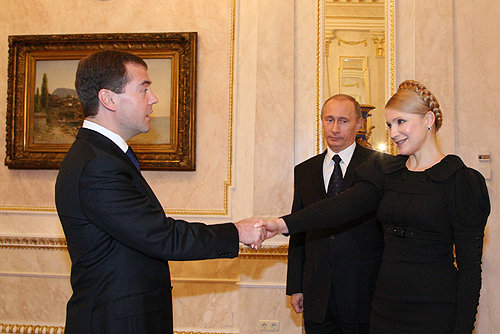 Medvedev__putin_and_tymoshenko