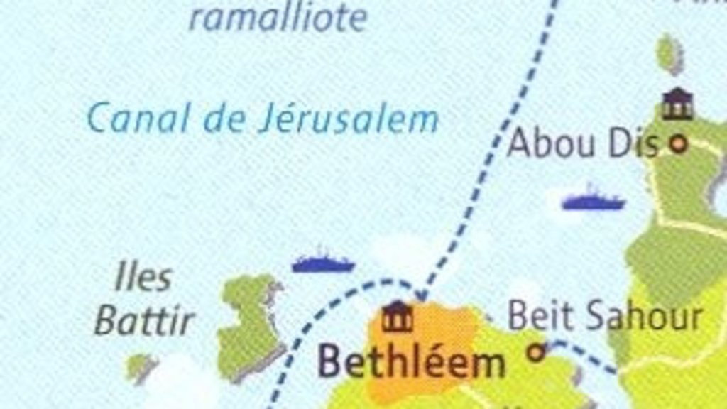 367 Bethlehem to Ramallah by Boat Big Think