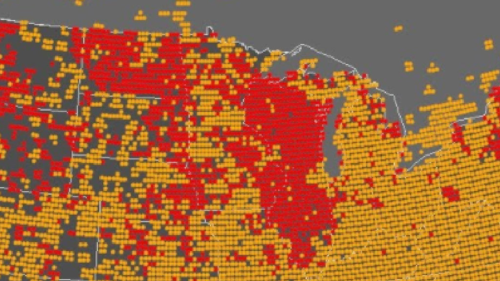 Wisconsin Americas Beer Belly Big Think - Beer Map Of The Us
