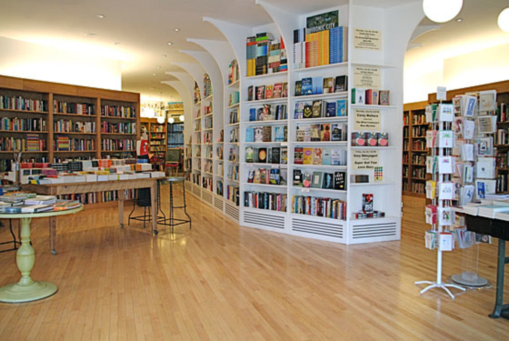 Independent Bookstores Were Supposed To Be Dead, Succumbing To Amazon,  Kindle, And Big Box Chains Barnes Noble And Borders. As Early As 1998,  Hollywood In ...