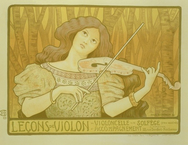 Violinlessons