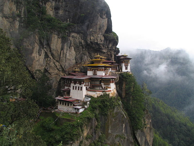Tigersnestmonastery
