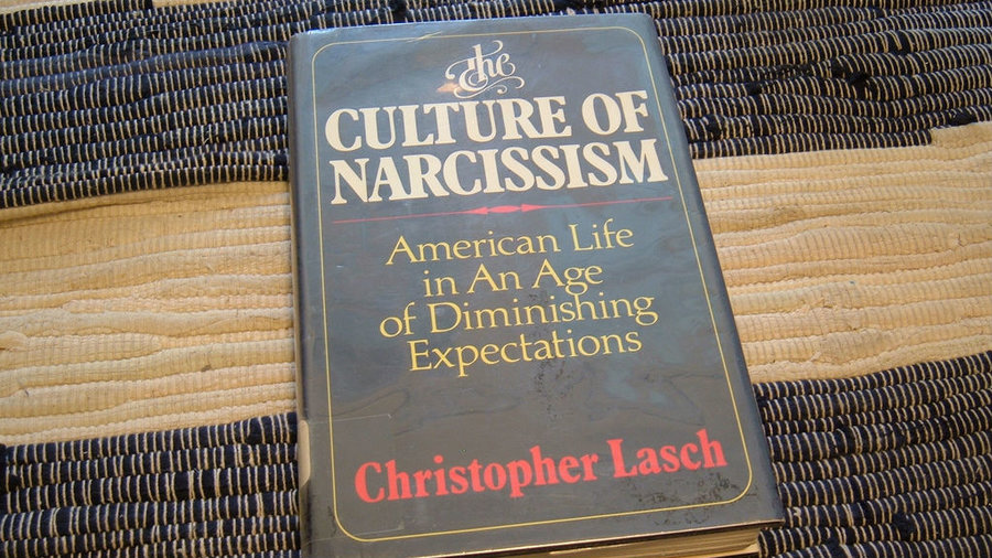 Narcissism_book