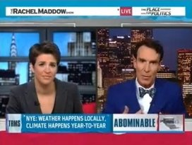 Rachel-maddow-bill-nye