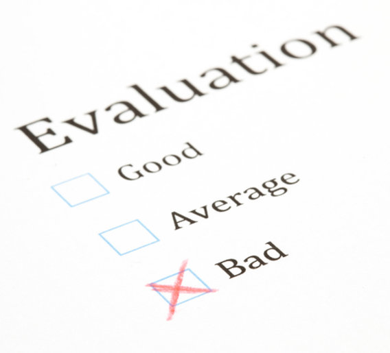 Evaluationbad