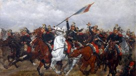 Trego%20the%20color%20guard%20(french%20dragoons%20charging)