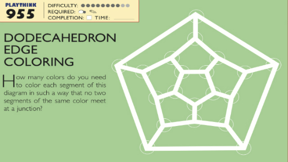 Dodecahedron Edge