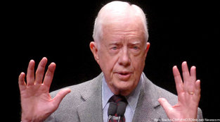 Jimmy Carter (More Than) Okay with President Romney