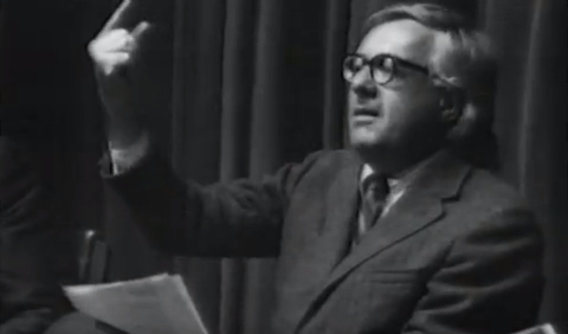 ray bradbury and his idea of the future Ray bradbury set the tone for more of the 20th century than most realize   should give you an idea of the breadth of his interests and abilities.