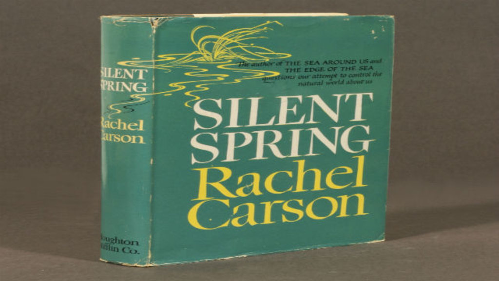silent spring is the credit and the blame it deserves in the 50 years since silent spring was published the environmental movement it helped create has accomplished a great deal
