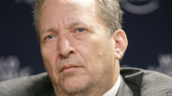 The Worldview of Lawrence Summers