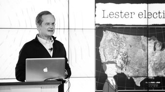 Larry Lessig: End Raging Cronyism, Save Our Republic