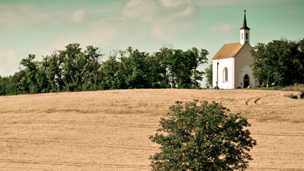 Where can churches sign up for free email addresses?
