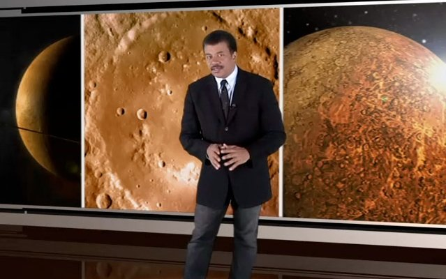 Neil deGrasse Tyson's Universe of Ideas: Who to Follow & What to Read