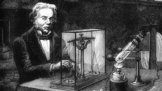 the importance of micheal faraday discovery in our life The physical importance of this phenomenon was more fully revealed by thomas graham and joseph loschmidt a life of discovery: michael faraday.