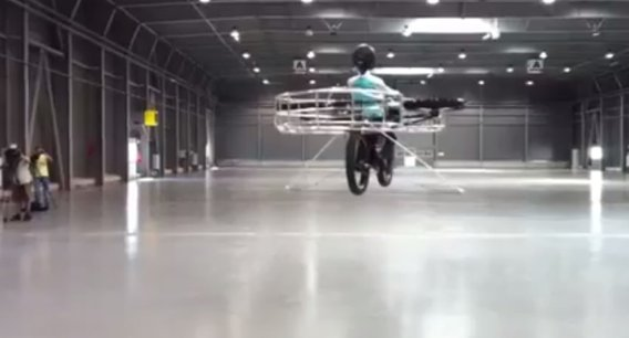 Flyingbike