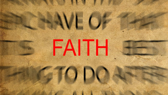 Words_faith