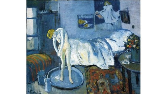 Picasso_blue_room_1901