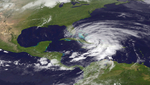 Hurricane-sandy-is-seen-churning-northwards-in-this-noaa-handout-satellite-image-taken-on-october-25-2012-the-hurricane-strengthening-rapidly-after-crossing-the-warm-caribbean-sea-slammed-into-southeastern-cuba-early-on-thursday-with-105-mp