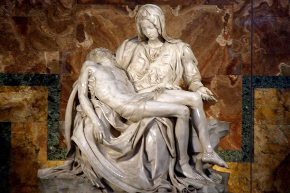 michelangelo pieta analysis Pieta by michelangelo buonarroti the pieta is arguably one of the most famous and best renaissance sculptures that renowned artist michelangelo buonarroti has ever created maybe michelangelo would agree since this is the only piece he has signed.