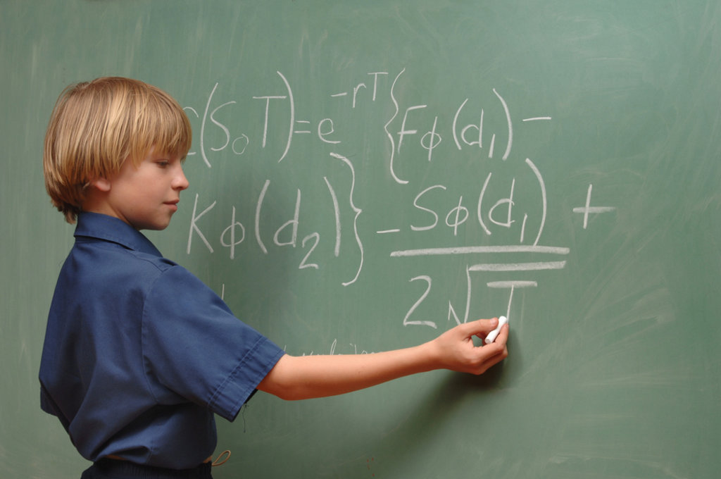 Why are there no child prodigies in philosophy?