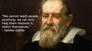 Galileo on Learning