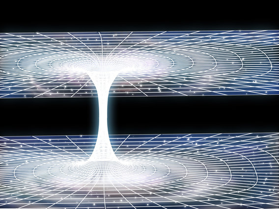 Cambridge Physicists Find Wormhole Proof IdeaFeed Big Think