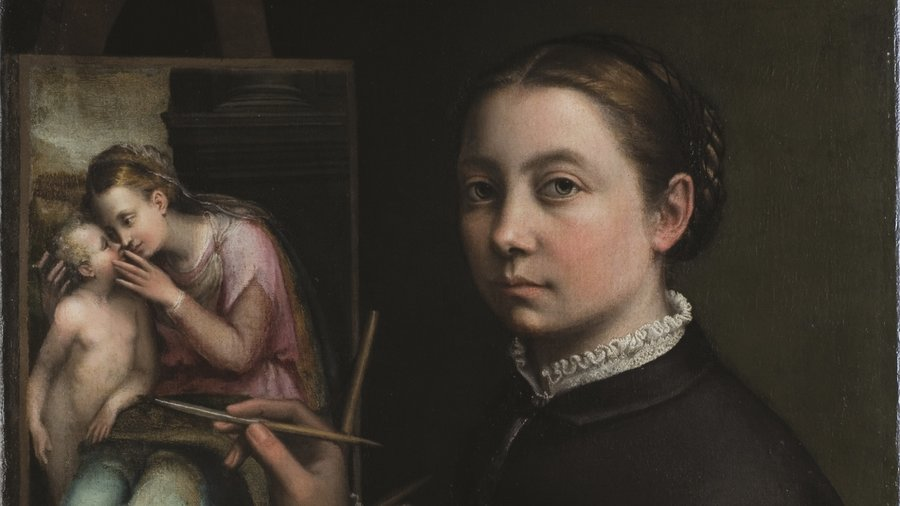 Anguissola-sofonisba_self-portrait-at-easel_zamek--crop