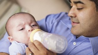 For Gender Equality, Dad and Mom Need Parental Leave