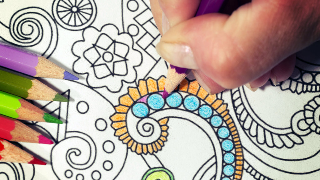 How Adult Coloring Books Can Bring Out the Artist in You | Big Think