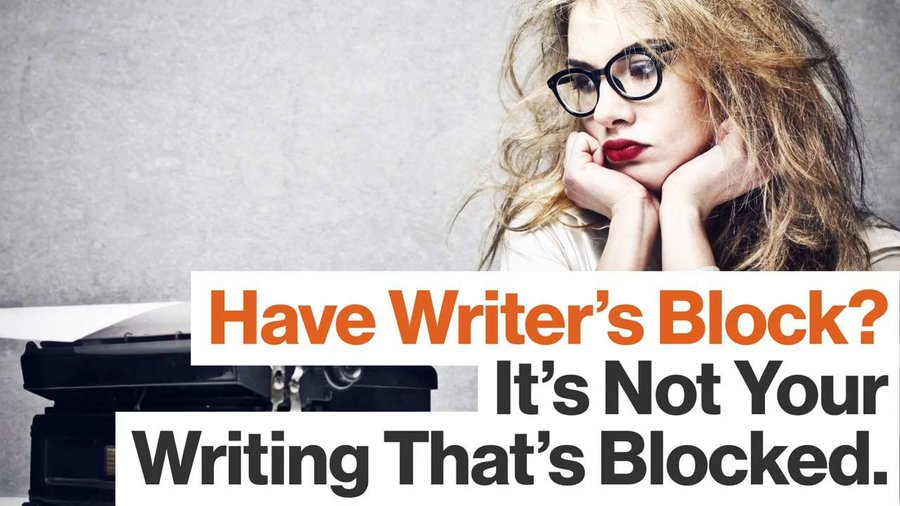 A Creative Solution to Writer's Block from Novelist Augusten Burroughs - Video