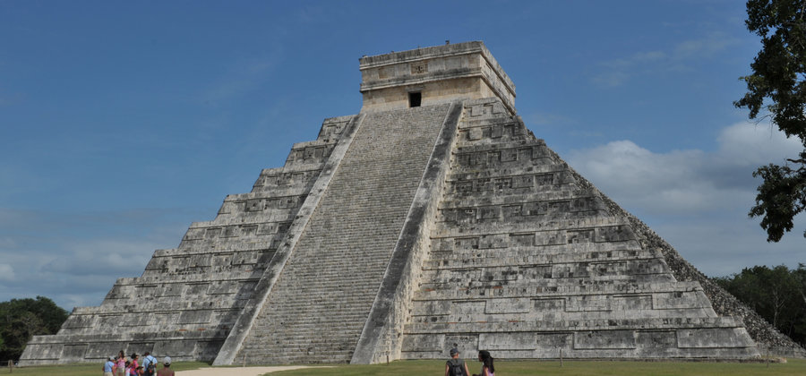 The 15-Year-Old Teen Who Discovered a Lost Mayan City Takes on His Critics
