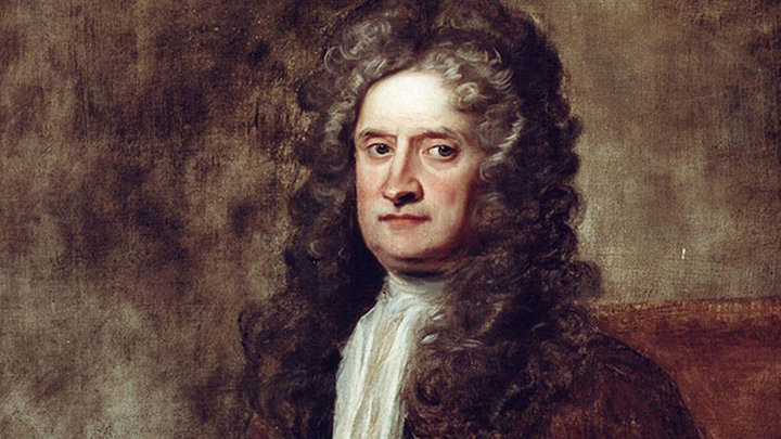 Why Sir Isaac Newton's Connection to the Universe Was Kinda Spooky