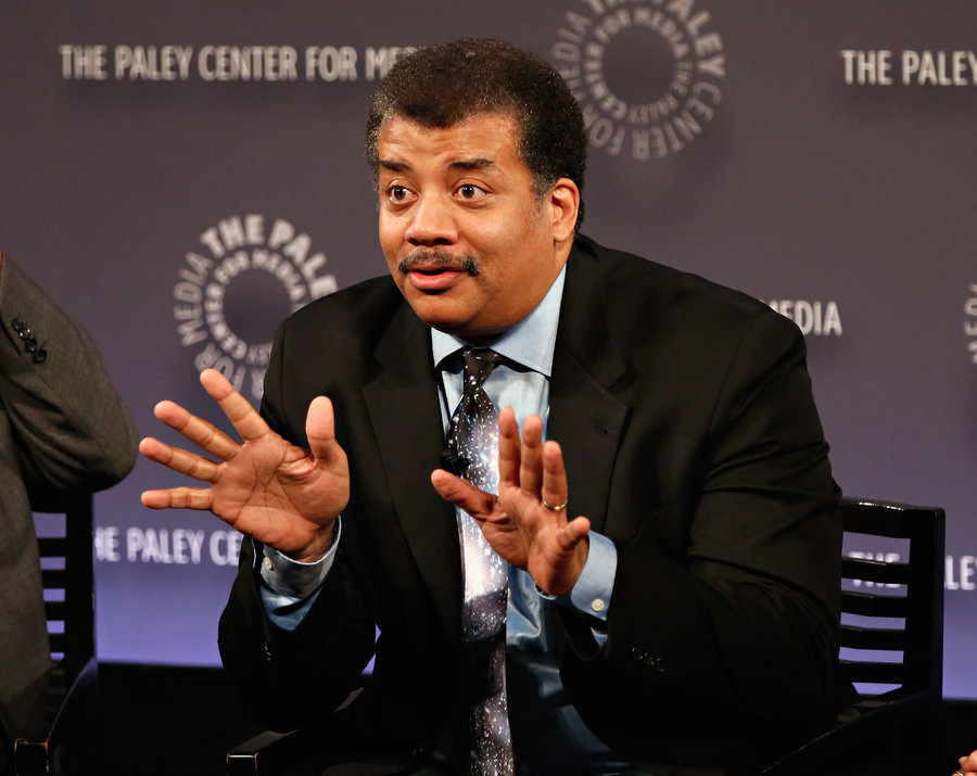 No Biggie, Neil deGrasse Tyson proposed a new kind of government