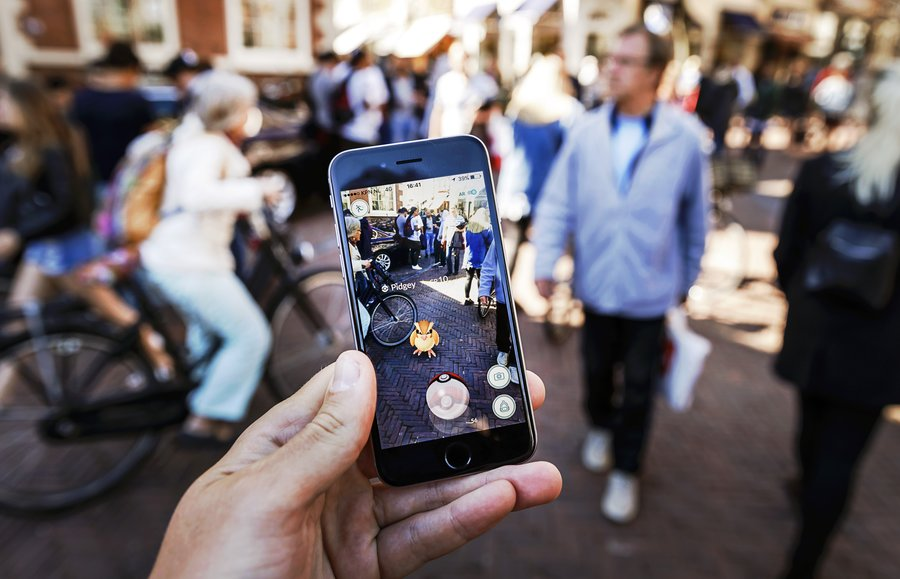 How Small Businesses Can Make Money Using Pokemon Go, an Augmented Reality Smart Phone Game