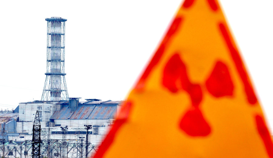 Chernobyl Nuclear Zone to Become World's Largest Solar Power Farm