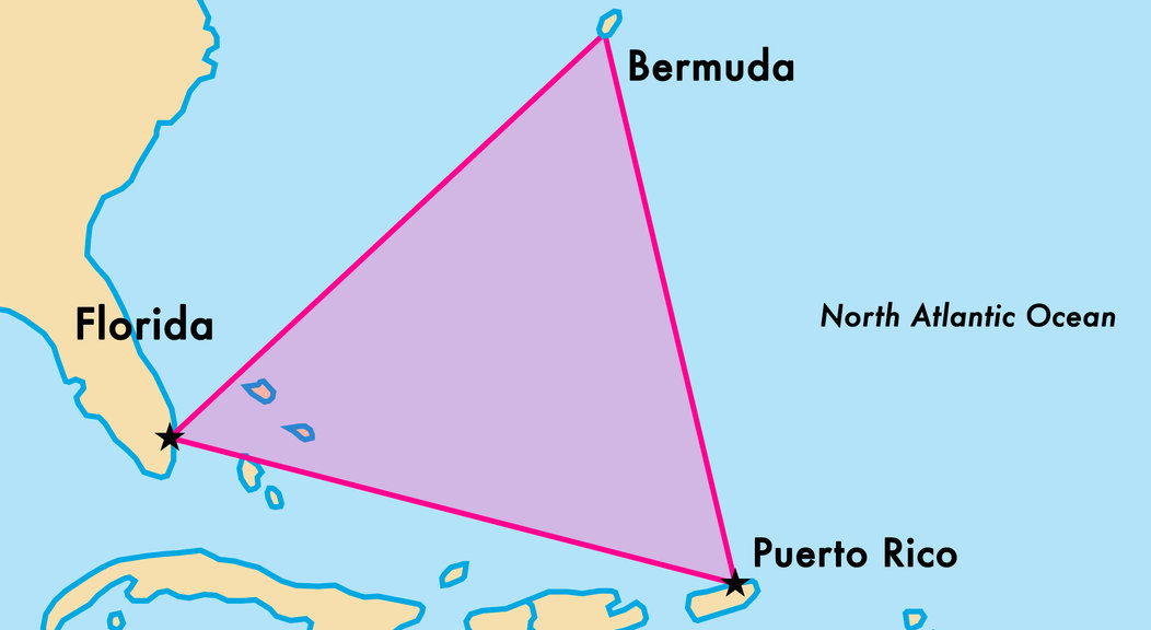 bermuda triangle research center