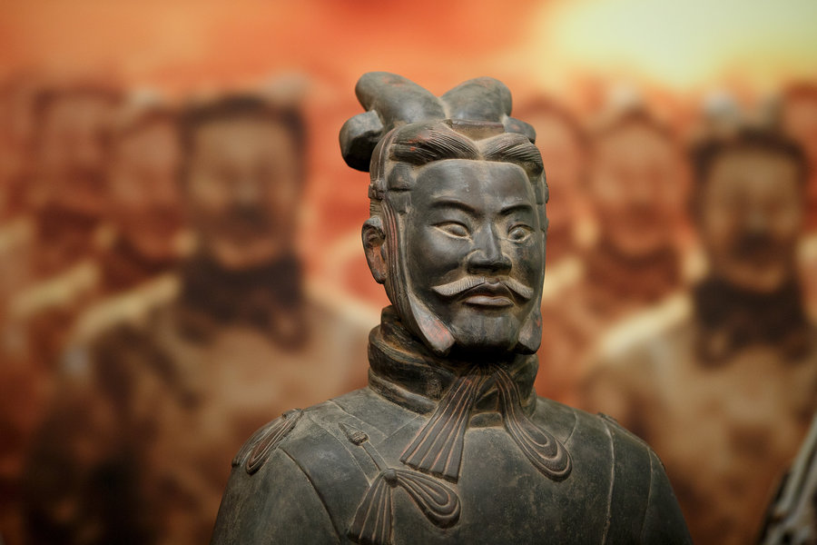 The Ancient Greeks May Have Helped Create China's Terra Cotta Warriors