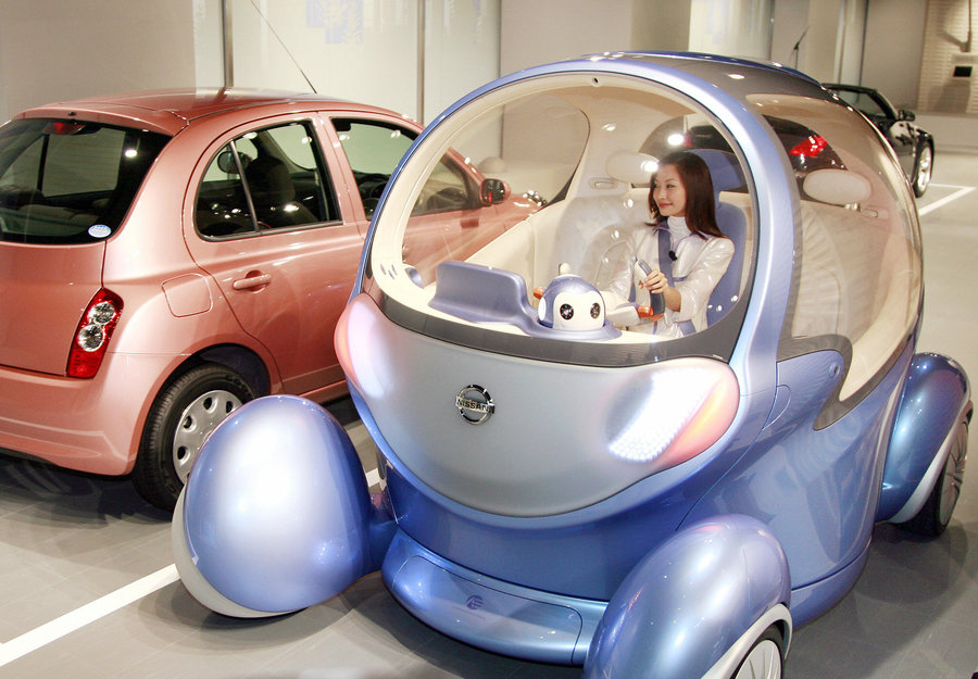 Best Car For First Time Driver >> Driverless Cars Will be a Social Rather Than Technological Revolution | Big Think