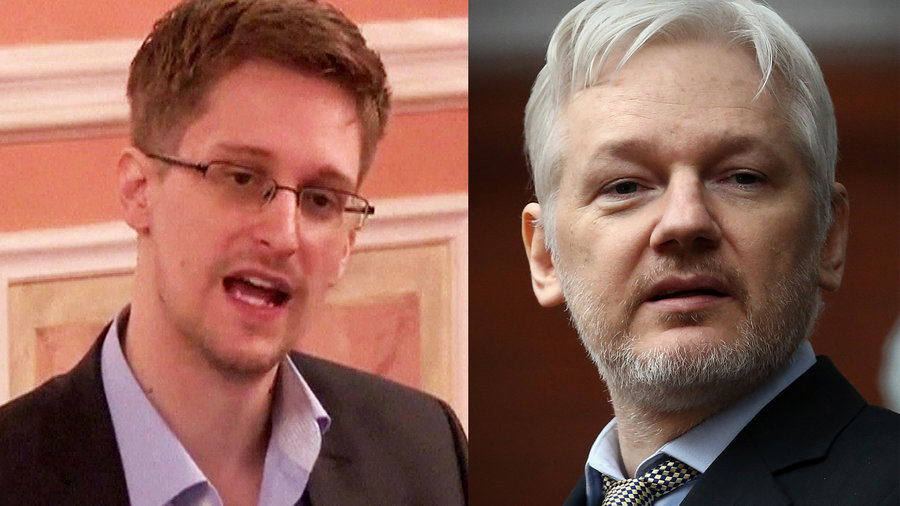 Edward Snowden Called Out WikiLeaks Over Meddling in U.S. Election
