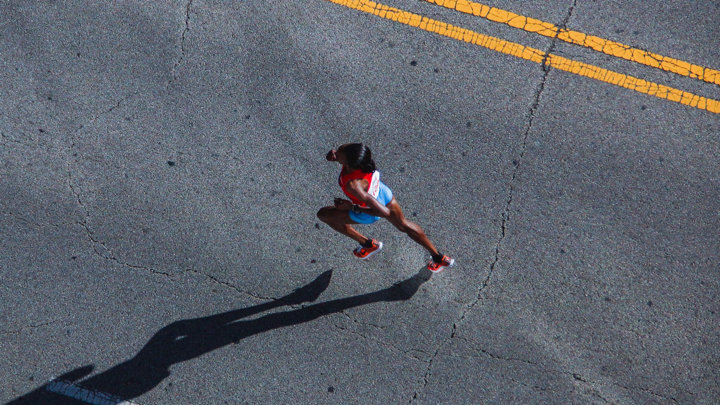 The Sport for Smart People? Running.