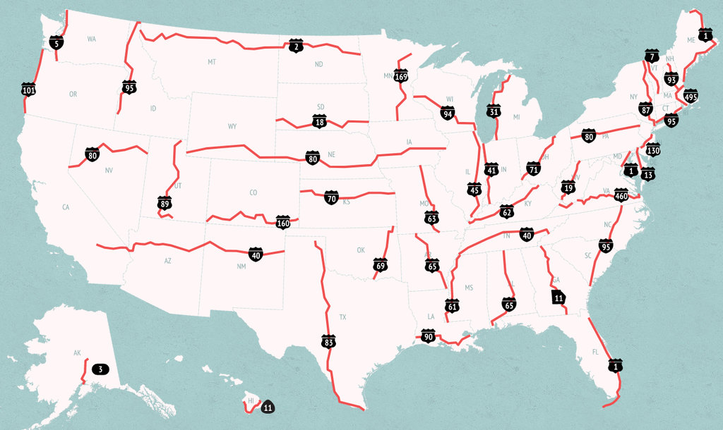 americas deadliest highway is the 545 mile stretch of us route 1 that shadows floridas atlantic coast running all the way from the georgia state line