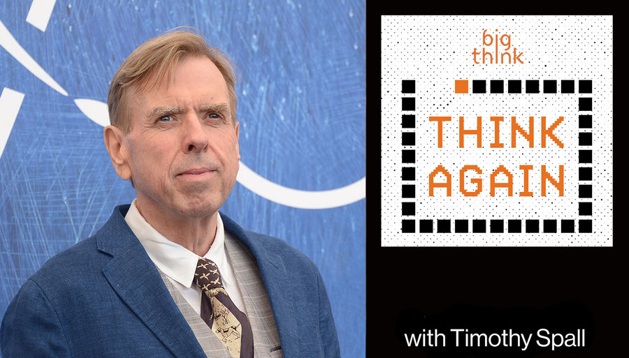Timothy Spall – That Double Want – Think Again Podcast #104