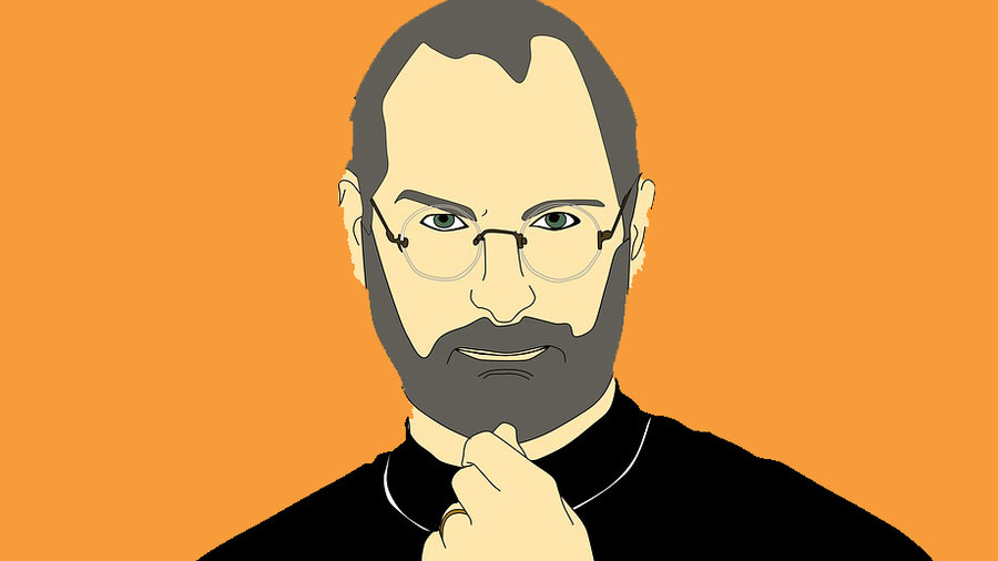 This Amazing Infographic of Steve Jobs' Life Is a Portrait of Failure and Success