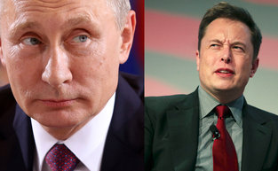 Putin Weighs in on Artificial Intelligence and Elon Musk Is Alarmed