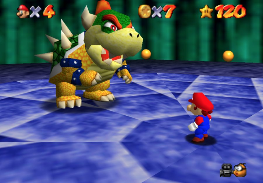 Playing Super Mario 64 Increases Brain Health in Adults ...