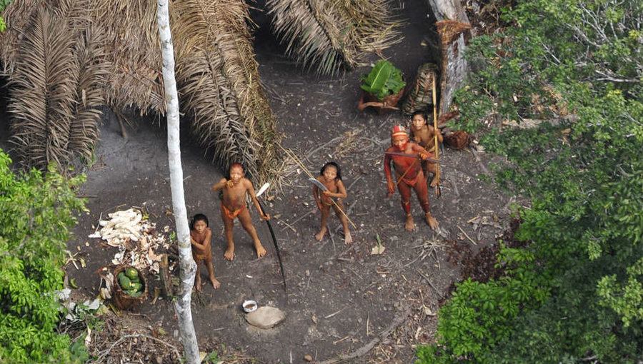 Uncontacted tribes: What do we know about the world's 100 hidden communities?