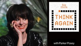 Think-again-podcast-thumbnail-parker-posey
