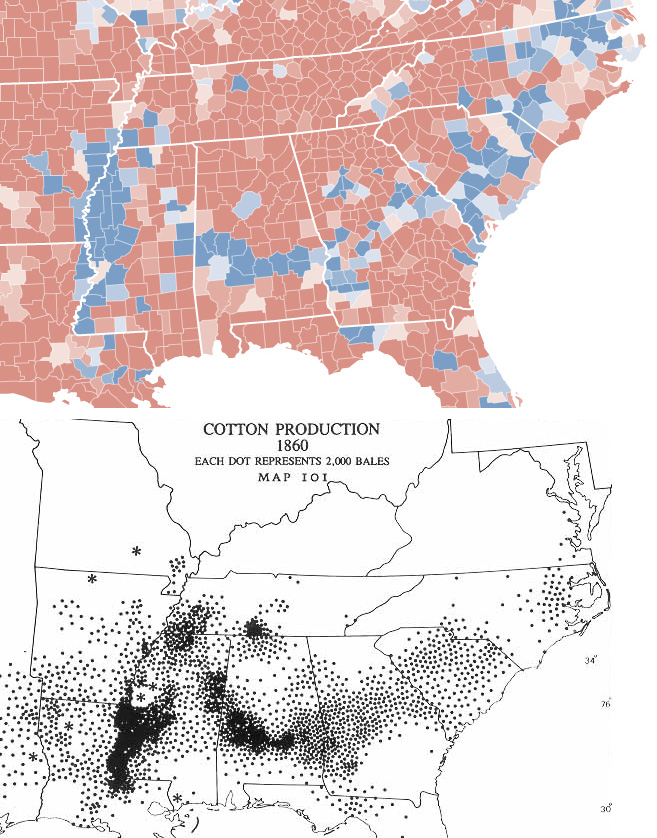 Carbon Copy Maps Digging Coal Digging Labour Big Think - Map of coal mines in the us