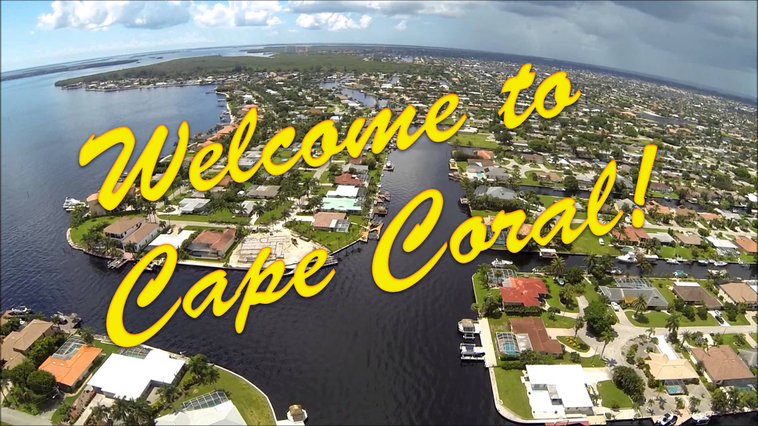 Welcome to Cape Coral